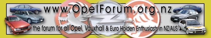 Class Opel Forum NZ